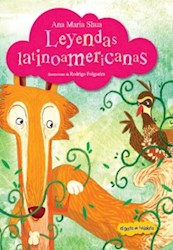 Libro Leyendas Latinoamericanas