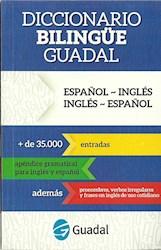 Libro Diccionario Bilingue  Ingles - Castellano  Castellano - Ingles