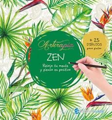 Libro Zen Coleccion Arterapia
