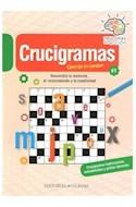 Papel CRUCIGRAMAS 1 EJERCITA TU CEREBRO (COLECCION NEURONAS EN ACCION)