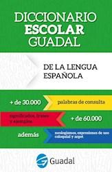 Libro Diccionario Escolar Guadal De La Lengua Española
