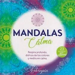 Libro Mandalas : Calma