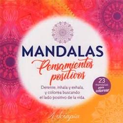 Libro Mandalas : Pensamientos Positivos
