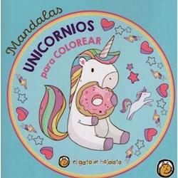 Libro Mandalas Reino Magico : Unicornios Para Colorear