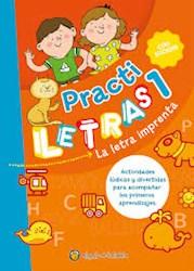 Libro Practiletras 1 : La Letra Imprenta