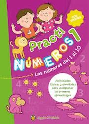 Libro Practinumeros 1 : Los Numeros Del 1 Al 10