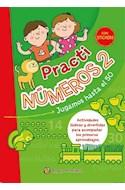 Papel PRACTI NUMEROS 2 JUGAMOS HASTA EL 35 [CON STICKERS]