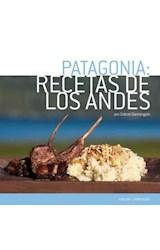 Papel PATAGONIA: RECETAS DE LOS ANDES