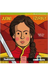 Papel JUANA AZURDUY - COLECCION ANTIPRINCESAS 3