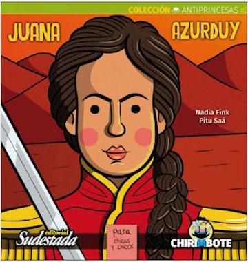 Papel Juana Azurduy Para Chicas Y Chicos