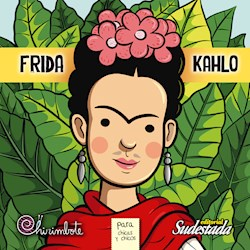 Papel Coleccion Antiprincesas - Frida Kahlo