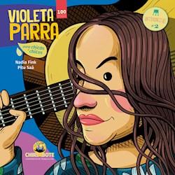 Papel Coleccion Antriprincesas - Violeta Parra