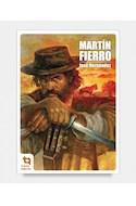 Papel MARTIN FIERRO (COLECCION TRAMA ABIERTA) (RUSTICA)