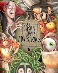 Papel Gran Libro De Los Monstruos, El