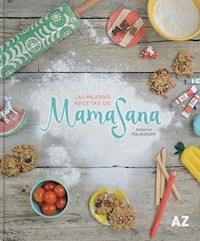 Libro Las Mejores Recetas De Mamasana