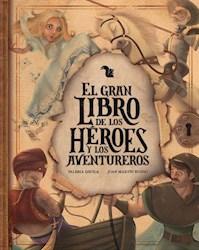 Papel Gran Libro De Los Heroes Y Los Aventureros