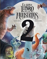 Papel Gran Libro De Los Monstruos 2, El