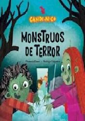 Libro Monstruos De Terror  Cande Y Nico