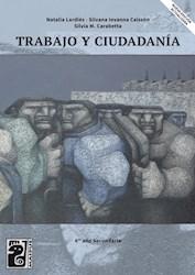 Libro Trabajo Y Ciudadania