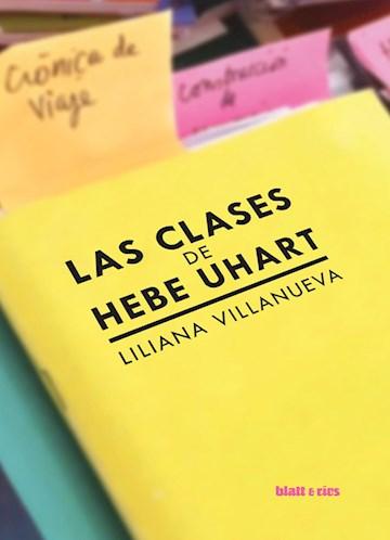 Papel Las Clases De Hebe Uhart
