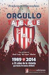 Papel Orgullo Tatengue 1989-2014