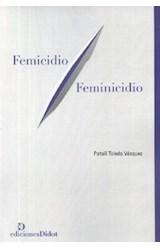 Papel FEMICIDIO FEMINICIDIO
