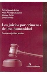 Papel LOS JUICIOS POR CRIMENES DE LESA HUMANIDAD