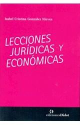 Papel LECCIONES JURIDICAS Y ECONOMICAS
