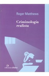 Papel CRIMINOLOGIA REALISTA