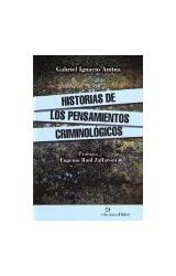 Papel HISTORIAS DE LOS PENSAMIENTOS CRIMINOLOGICOS