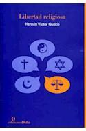 Papel LIBERTAD RELIGIOSA (RUSTICA)