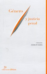 Papel GENERO Y JUSTICIA PENAL