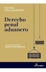 Papel DERECHO PENAL ADUANERO