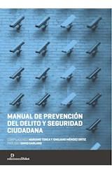 Papel MANUAL DE PREVENCION DEL DELITO Y SEGURIDAD CIUDADANA