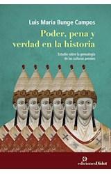 Papel PODER, PENA Y VERDAD EN LA HISTORIA