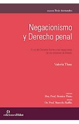 Papel NEGACIONISMO Y DERECHO PENAL