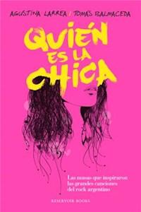 Libro Quien Es La Chica ?
