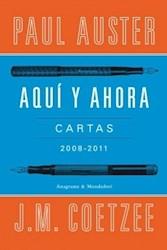 Papel Aqui Y Ahora - Cartas 2008-2011