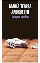 Papel LENGUA MADRE (LITERATURA RANDOM HOUSE) (RUSTICA)