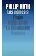 Papel NEMESIS ELEGIA INDIGNACION LA HUMILLACION (LITERATURA RANDOM HOUSE) (RUSTICO)