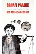 Papel UNA SENSACION EXTRAÑA (RUSTICO)