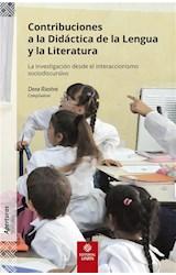 E-book Contribuciones a la Didáctica de la Lengua y la Literatura