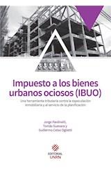 E-book Impuesto a los bienes urbanos ociosos (IBUO)