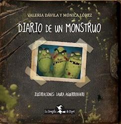Papel Diario De Un Monstruo