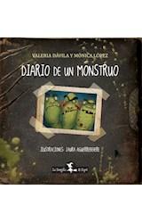 Papel DIARIO DE UN MONSTRUO (ILUSTRADO)