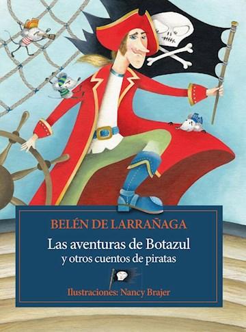 Papel Las Aventuras De Botazul Y Otros Cuentos De Piratas