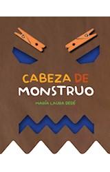 Papel CABEZA DE MONSTRUO