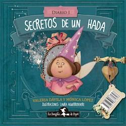 Libro Diario I - Secretos De Un Hada