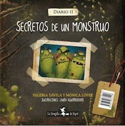 Papel Diario Ii Secretos De Un Monstruo-Secretos De Un Ogro