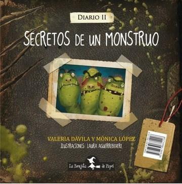 Papel Secretos De Un Monstruo / Ogro (Tapa Acolchada)